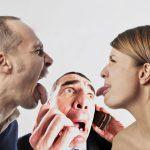 Disadvantages for husbands after a fight