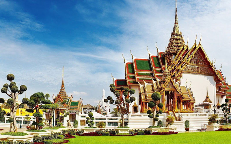 Thailand the land of desire