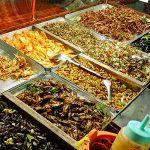 Weird food menus in Asia