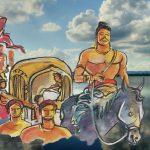 Great lankan Irrigation Kings