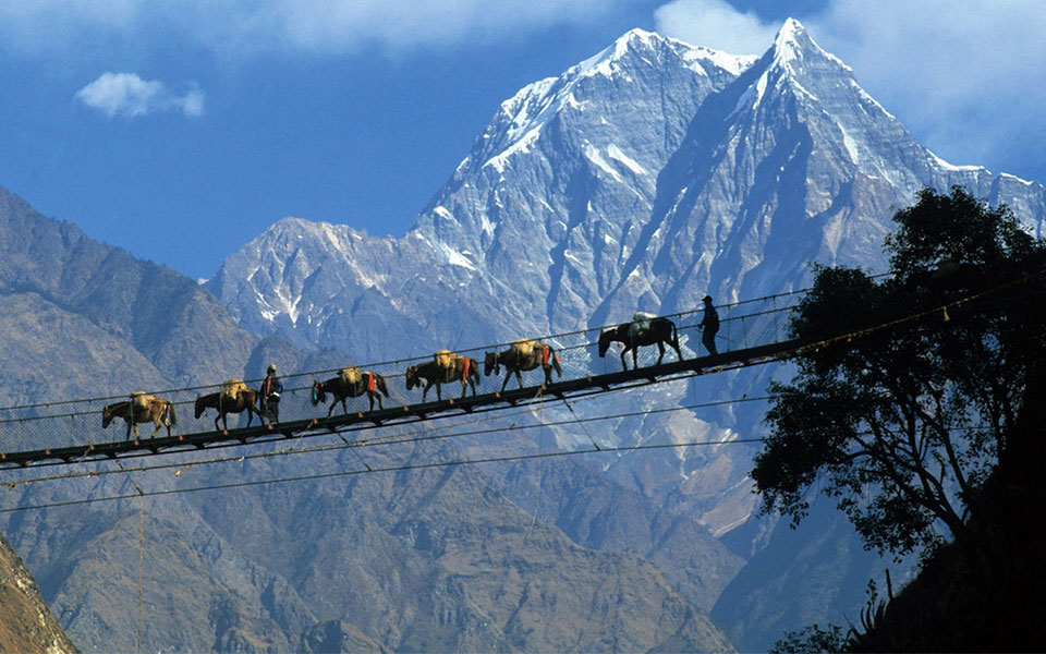 Nepal Budget Tour