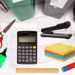 Office equipments for different uses