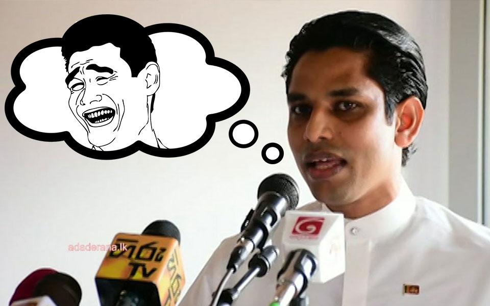 Politician Acting