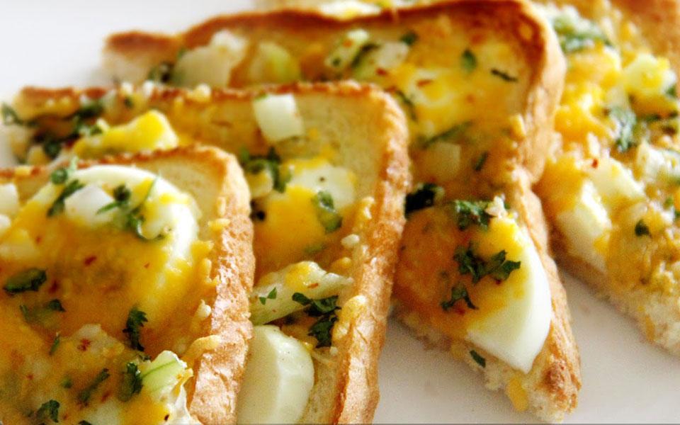 Toaster Recipes