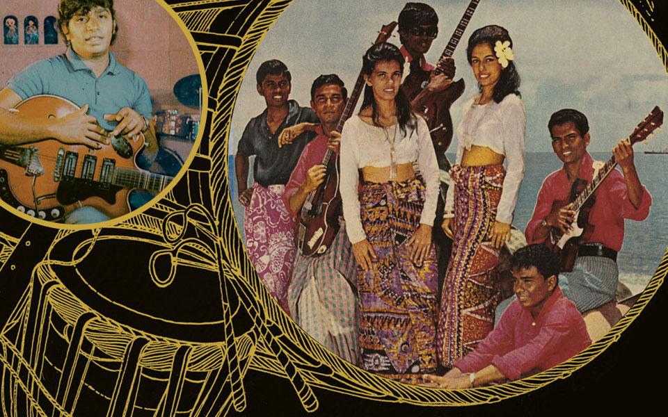 70s sri lankan band