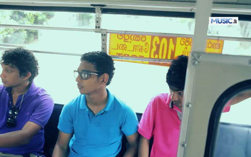 Last row advantages of a bus